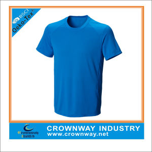 2015 Custom Running T Shirt Dri Fit Sport Shirts pictures & photos