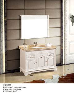 Floor Mounted Furniture Bathroom Cabinet (13096) pictures & photos