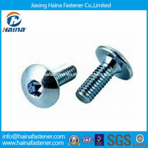 Zinc Plated Socket Head Screw, Dome Screw pictures & photos