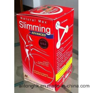 2016 Top Sale Natural Max Slimming Capsule (red)