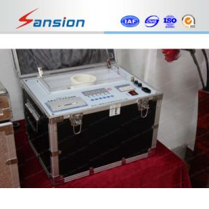 IEC 156 Transformer Oil Breakdown Tester (single vessel) pictures & photos