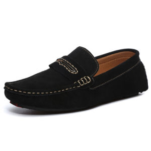 New Style Wholesale Casual Leather Men Shoes (WH0029)