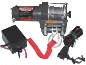 2500lbs Anchor Mini Electric Winch for ATV/UTV Cheap pictures & photos