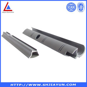 Aluminum Track Channel Extrusion Profile pictures & photos