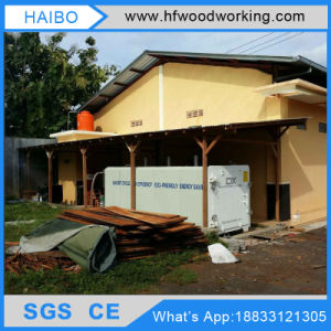 High Frequency 10.08cbm Lumber Dryer Machine From China Supplier