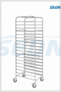 Handmade Commercial Stainless Steel Bakery Trolley (CZ006) pictures & photos