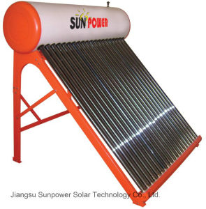 Non Pressurized Solar Water Heater (SP-470-58/1800) pictures & photos