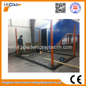 Automatic Bridge Type Powder Coating Curing Oven pictures & photos