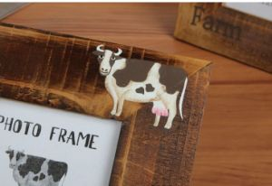 2016 Hot Sale Eco-Friendly Handmade Single 6-Inch Photo Frame pictures & photos
