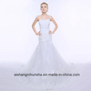 Luxury Corset Order Wedding Dress Pleated Bodice Mermaid Dresses
