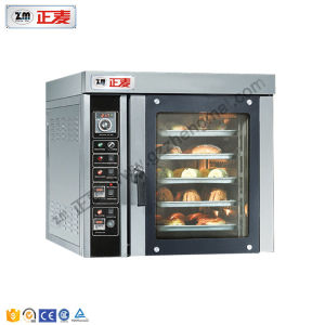 Self-Service Outlets Used Small Gas Convection Oven (ZMR-5M) pictures & photos