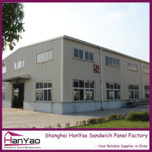 Steel Structure Prefabricated Industrial Steel Structure for Workshop/Warehouse/Shed pictures & photos