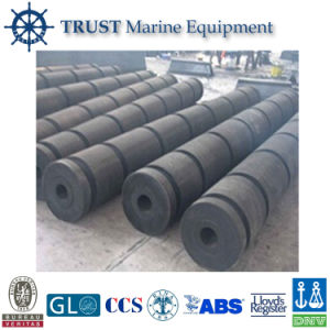 Marine Cylindrical Tugboat Rubber Fender pictures & photos