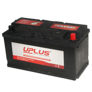 58827 Super Start Electric Vehicle Battery Auto Battery Car Battery pictures & photos