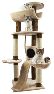 Cat Toy Bed House Furniture Accessories Climber Cat Tree pictures & photos