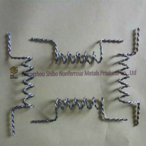 Top Quality 99.95% Twisted Tungsten Wires, Twisted Tungsten Filament pictures & photos