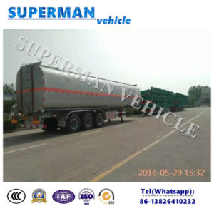 Hot Sale 3 Axle Fuel Tanker Truck Semi Trailer/ Oil Tanker pictures & photos