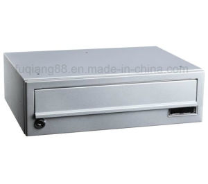 Horizontal Metal Mailbox for Community pictures & photos