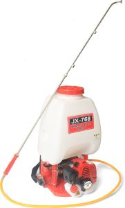 Jx768 4-Stroke High Quality Power Sprayer with Diesel Engine pictures & photos