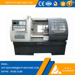 Ck6136/6140 High Quality CNC Lathe Machine Made in China
