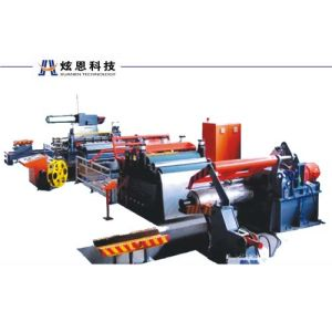 Metal Sheet Slitting Line of 160m Per Minute Xe160zs