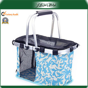 Strong Handle Handmade Popular Pet Basket Carrying Bag pictures & photos