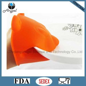 Mouse Head Silicone Baking Clip, Silicone Oven Mitten Sg02