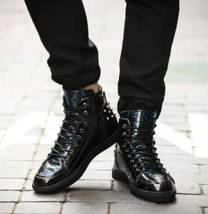 4585825a China Fashion Hip Hop Shoes Fashion Sneakers for Men Shoe (AKHS5 ...