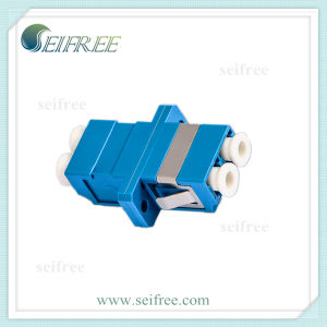 Adaptor Type Fiber Optic Cable Connector Adapter pictures & photos