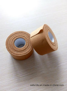 High Quality Athletic Strapping Rigid Sport Cotton Tape pictures & photos