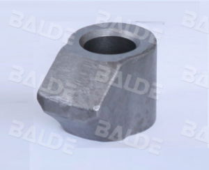 Rock Teeth Pocket with Carbides for Drilling Machine
