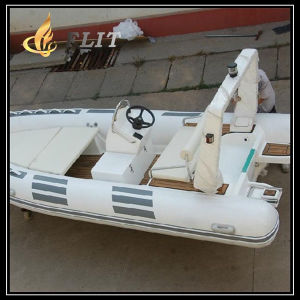 PVC Inflatable Rescue Boat pictures & photos