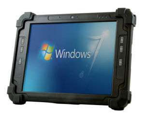 Onboard Intel Atom N2600 Dual Core 1.6GHz 10.4′′ Rugged Tablet PC