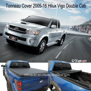 Rolling Truck Bed Covers >> Rolling Truck Bed Cover For 2005 16 Hilux Vigo Double Cab