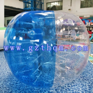 Inflatable Bubble Football/Human Bubble Ball/Clear Bumper pictures & photos