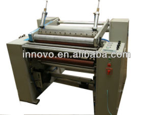 Fax Paper/ Tax Paper/Cash Paper Slitting and Rewinding Machine pictures & photos