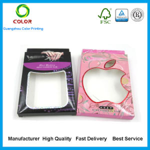Wholesales Custom Display Paper Box with Hanger