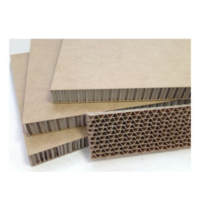 Light & Recyclable Paper Honeycomb Board with Different Sizes