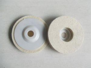 Wool Buffing Disc pictures & photos