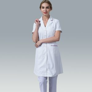29c50a3756fa7 China Custom Women White Hospital Medical Uniform Nurse Uniform ...