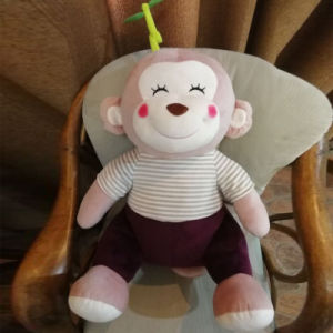 Customized Monkey Soft Toy Promotion Gift Manufacturer
