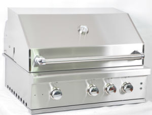36′′ Top Grade 304 Stainless Steel Built in Barbecue Grill pictures & photos