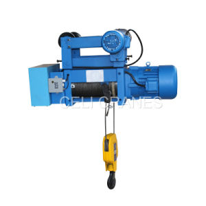 Zhx Wire Rope Hoist 2/1 Falls