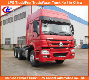Heavy Duty Sinotruk Sino Truck HOWO Tractor Truck 420HP for Sale pictures & photos