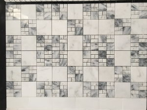 Marble Mosaic, , White Mosaic, Polished/Honed/Antique/White Marble Mosaics for Tiles/Floor/Countertop pictures & photos