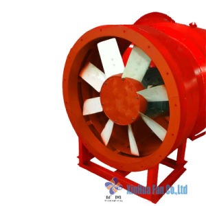 Coal Mine Ventilation Fan Axial Type