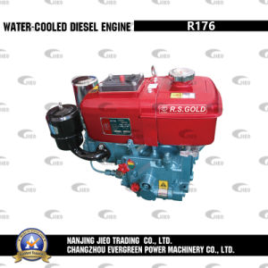 Water Cooled Diesel Engine (R176)