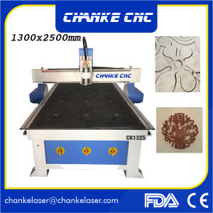 Ck1325 3D CNC Router Cylinder Wood Carving Machine pictures & photos