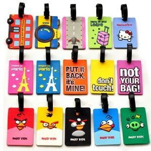 PVC Luggage Tags Dispensing Machine Automatic 12 Colors pictures & photos