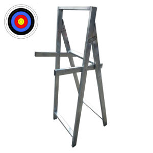 Arrow Target Stand : You're reviewing:black white archery arrow block target stand.